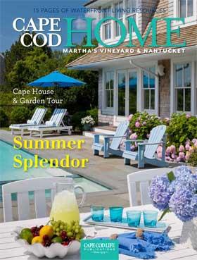 Cape Cod Home Summer 2013