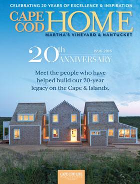 Casabella Interiors in Cape Cod Home