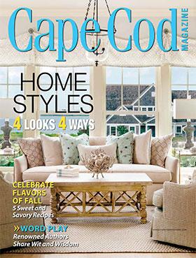 Cape Cod Magazine featuring Casabella Interiors