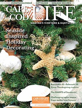 Cape Cod Life featuring Casabella Interiors