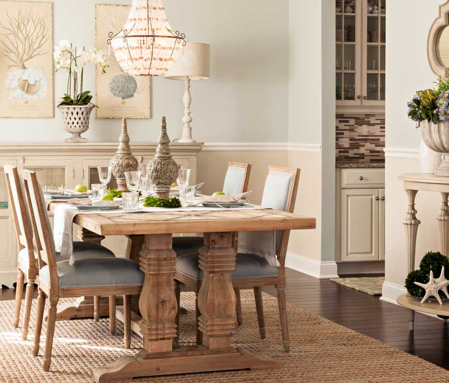 Casabella Dining Room Featured on Houzz - Casabella Interiors