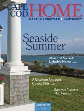 Cape Cod Home Summer 2012