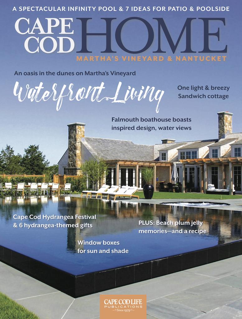 """Casabella Interiors in Cape Cod Home Magazine"""" width="""