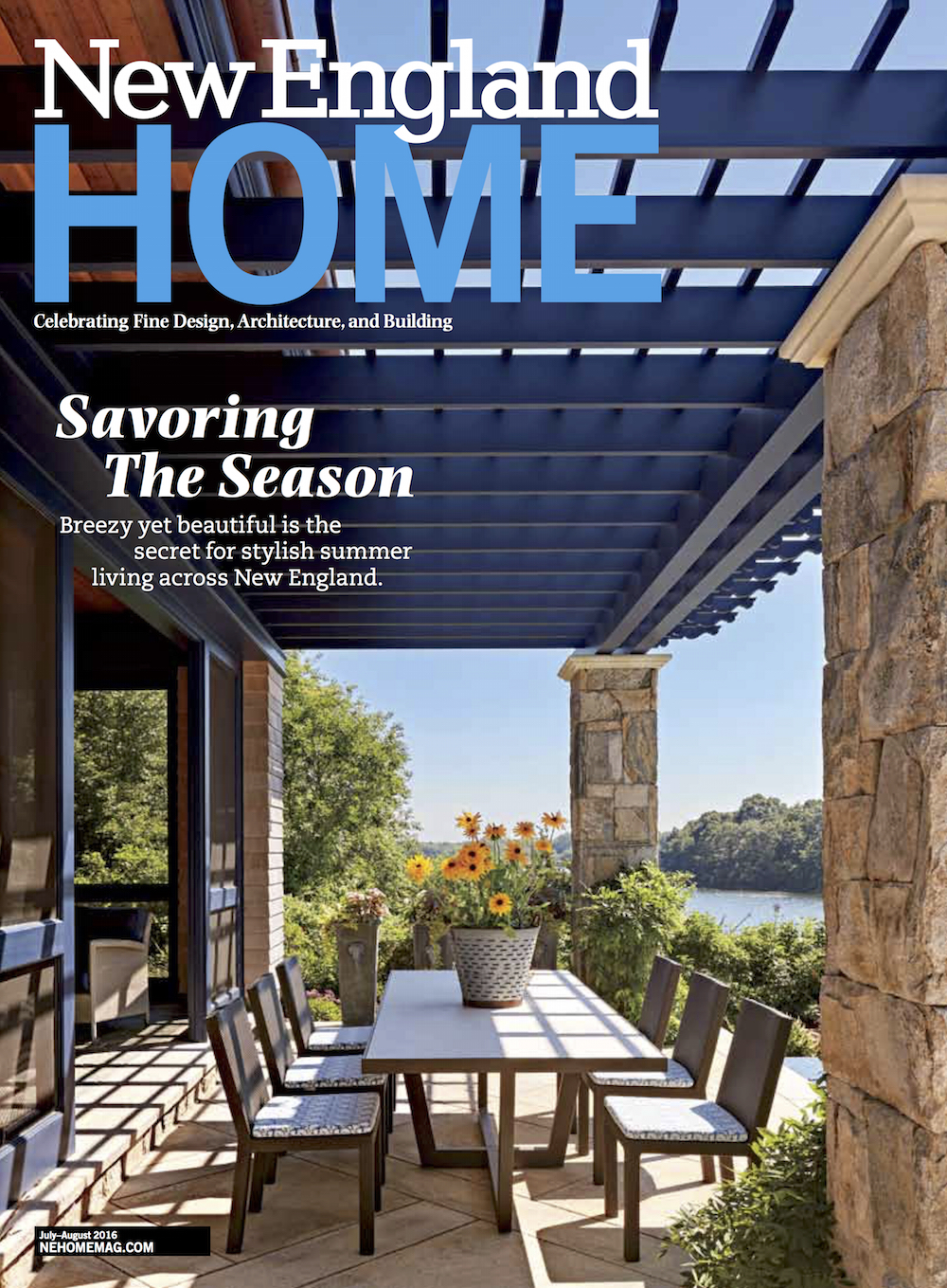 "Casabella Interiors in New England Home Magazine"" width="