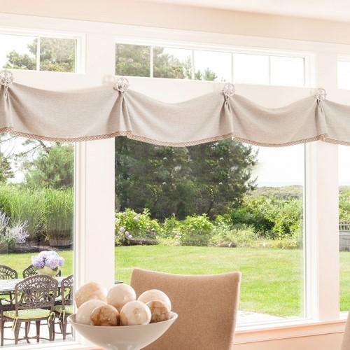 window décor plus backyard table in Wayland MA